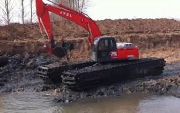 保定大中型挖掘机出租服务周到