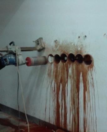 珠海水钻打孔珠海工程打孔