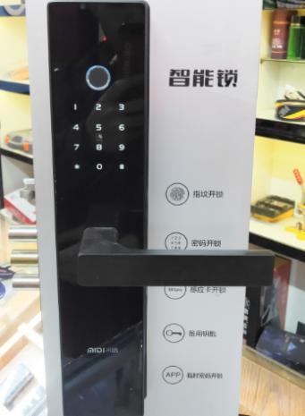 阳江销售安装电子指纹密码锁