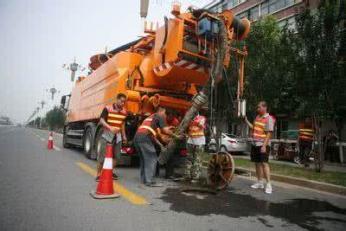 无锡市政管道清淤施工注意事项