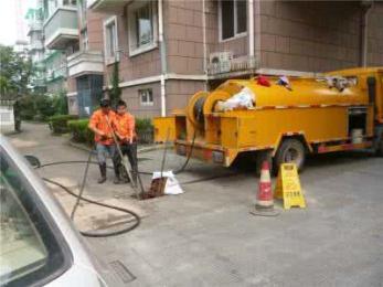 无锡市政管道清淤服务有保障