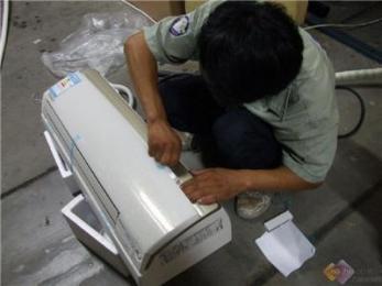 遵义空调维修免除客户的后顾之忧