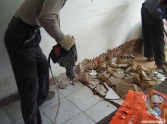 郑州拆除垃圾清运收费合理