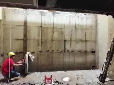 常见的三大混凝土切割拆除方法
