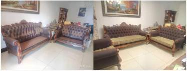 宜宾专业沙发翻新家庭沙发维修