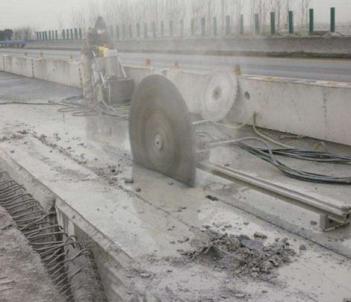 潮州绳锯切割专业混凝土切割拆除钻孔