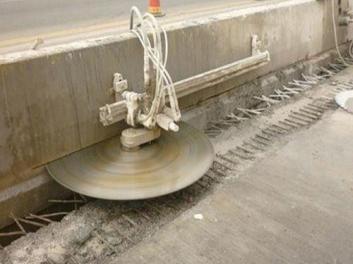 梅州混凝土绳锯切割拆除——专业施工团队