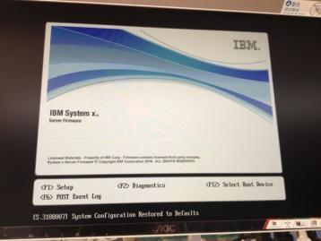 IBM System x服务器维修  维保续保