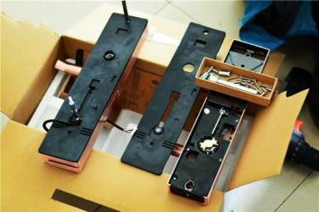 西平安装指纹锁