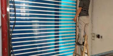 深圳水晶卷闸门安装深圳水晶卷闸门生产厂家