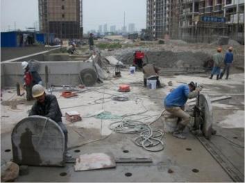 揭阳混凝土切割满足不同施工要求
