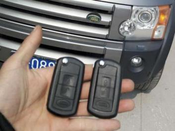 蓬江配汽车钥匙公司