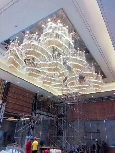 肇庆灯饰出售公司提供的室内照明灯具选购技巧