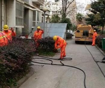 寿光专业管道疏通 个人长期优惠承包