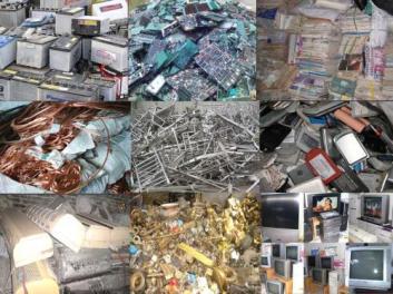 苍南废品回收赢得了众多客户的信赖