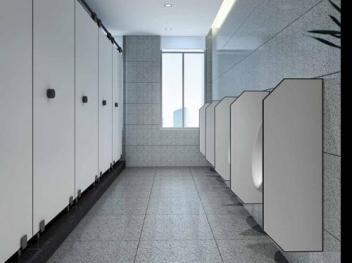 卫生间隔断应该如何选材?