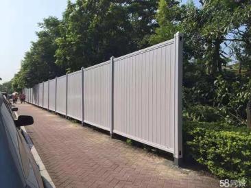 广州腾达PVC围挡质量可靠