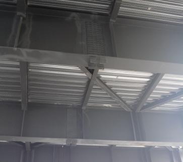 深圳永兴隆大型钢结构工程关于钢结构工程施工的几点意见