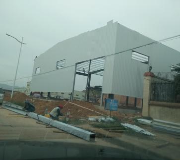 深圳永兴隆大型钢结构工程教你如何预估截面