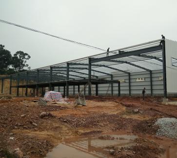 深圳大型钢结构工程施工中节点设计的几点建议
