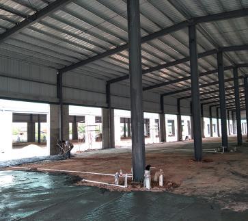 深圳大型钢结构工程安装公司关于图纸编制的详解