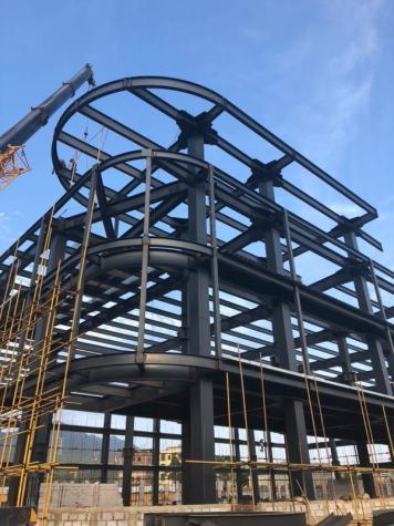深圳大型钢结构工程安装需注意的构件设计问题