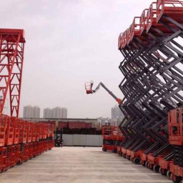 杭州升降机租赁电话