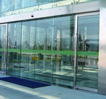 惠州区双开自动感应门销售安装维修保养