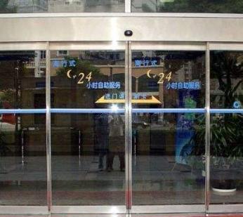 惠州感应门自动感应门安装及维修找哪里