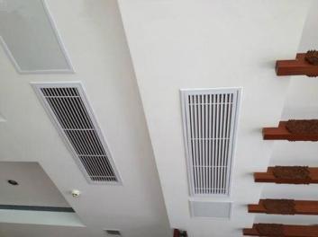 家用中央空调日常使用知识点