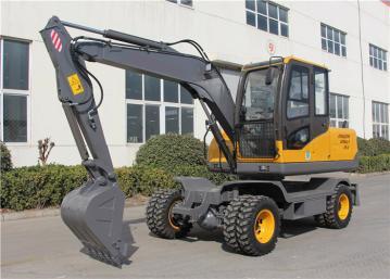 DLS880-9A 8吨轮式液压挖掘机