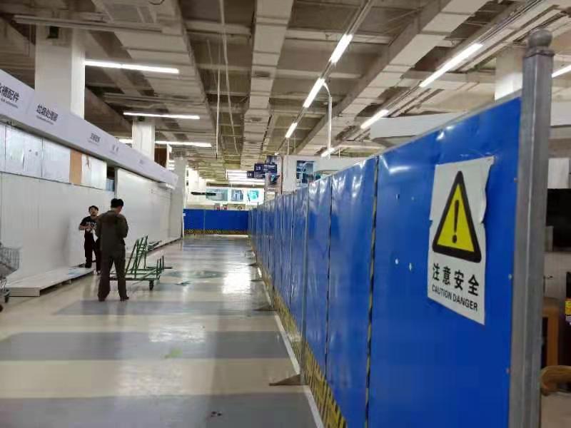 北京星坤围挡厂家的围挡产品优势