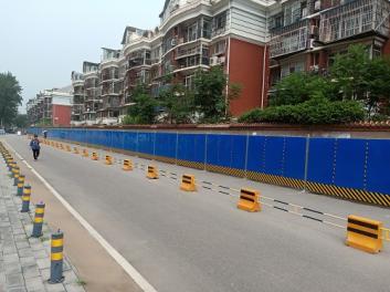 北京专业彩钢围挡租赁电话