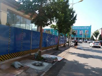 北京彩钢围挡租赁专业送货上门