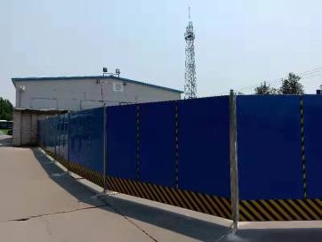 北京低价彩钢围挡租赁