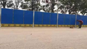 北京地区彩钢围挡租赁电话