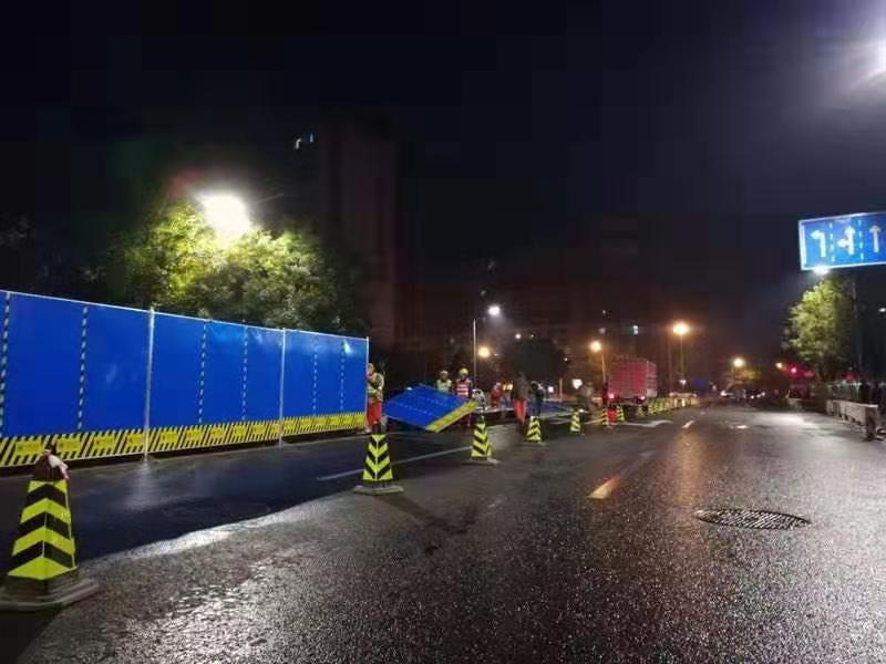 北京围挡制作工艺