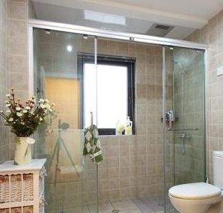武汉专业销售安装酒店淋浴房隔断工程