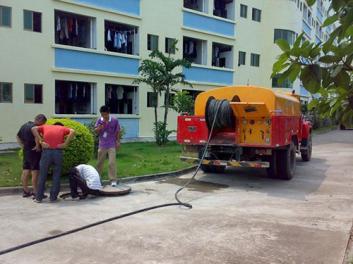 海口海甸岛疏通清淤24小时服务