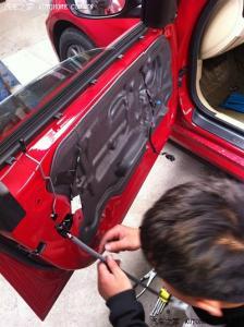 兰山汽车锁如何保养