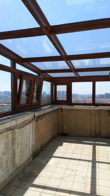 聊城定制阳光房需要注意的事项