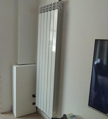 咸阳暖气片批发零售安装 新式采暖片的好处