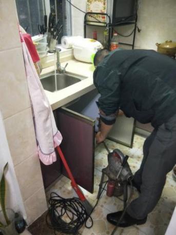 常平清理化粪池告诉你地漏堵塞怎么疏通
