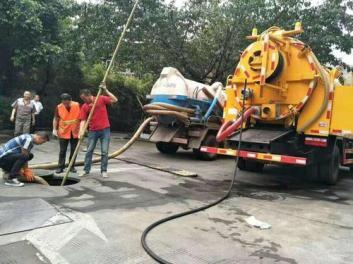 郑州管道清淤的原因是什么