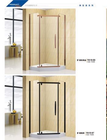 哈尔滨功能丰富的淋浴屏