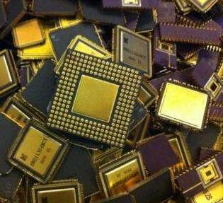 长期高价收购IC芯片