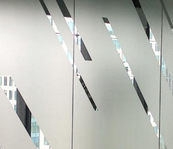 温州玻璃贴膜办公室贴膜