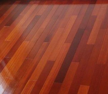 温州木地板打蜡程序