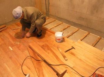 南昌地板安装销售告诉你地板材质分多少种