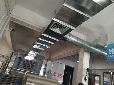 佛山首选中央空调通风工程公司